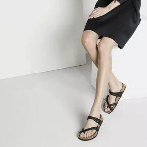 Birkenstock | Mayari Thong Sandal Black